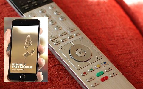 Turn SmartPhone into Universal Remote Control