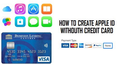How to Create Apple ID without Credit Card