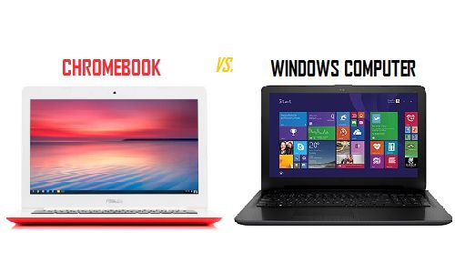 Chromebook vs Windows Laptop