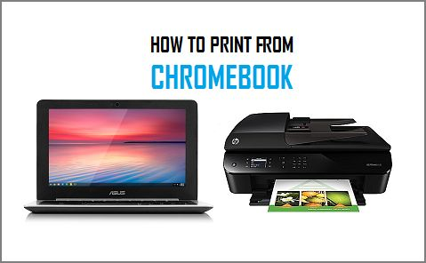 How to Print From A Chromebook