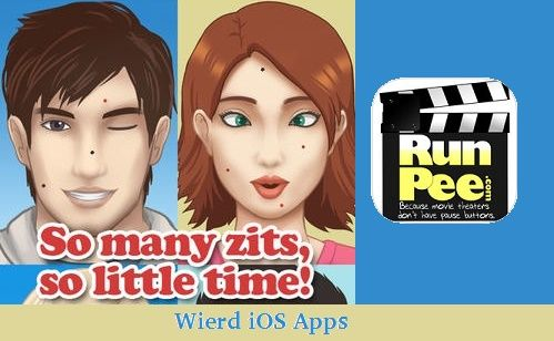 Weird iOS Apps That People Actually Download