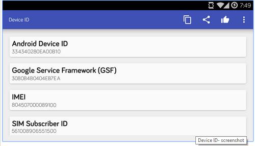 google-service-code
