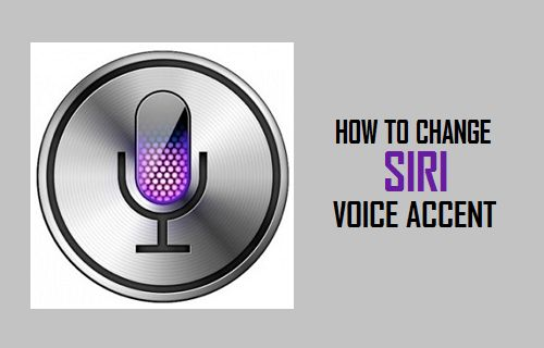 How to Change Siri Voice Accent in iOS 9