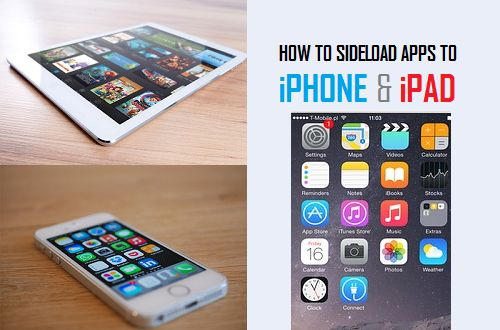 Sideload Apps to iPhone Without Jailbreak
