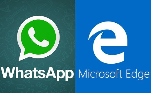 How to Use WhatsApp on Microsoft Edge Browser
