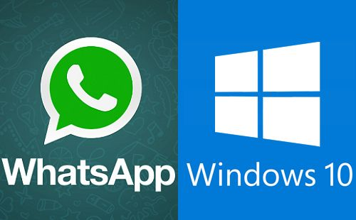 Use WhatsApp Windows 10