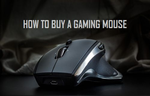 How to Buy a Gaming Mouse