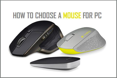 How to Choose The Right Mouse For Your Computer