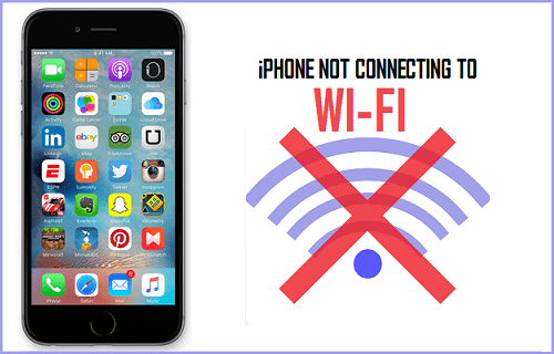 iphone not connecting to wifi how to fix iphone not connecting to wifi