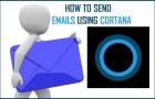 Send Email Using Cortana in Windows 10