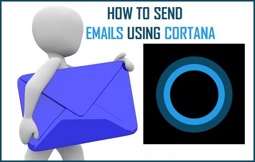 Send Email Using Cortana in Windows 10