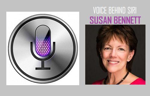 Real Voice Behind Siri