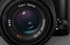 Big lens Camera
