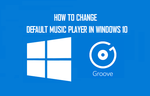 change Default Music Player in Windows 10