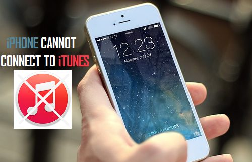 10 Ways to Fix iPhone Cannot Connect to iTunes Error