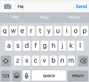 iphone text suggestions how to turn predictive text suggestions on iphone 12382