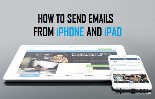 Send Emails From iPhone and iPad