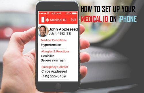 How to Set Up Your Medical ID on iPhone
