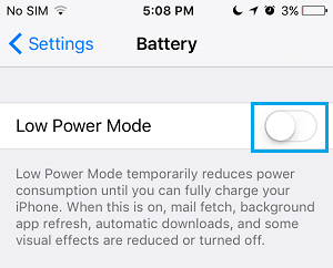 How to Fix Auto Lock Greyed Out on iPhone