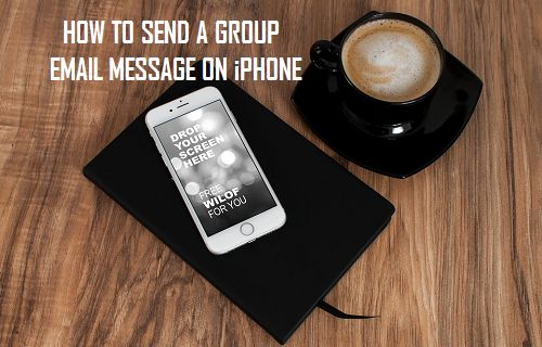 Send Group Emails On iPhone and iPad