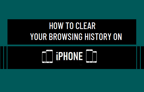 Clear Your Browsing History On iPhone