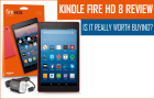 Kindle Fire HD 8 Review