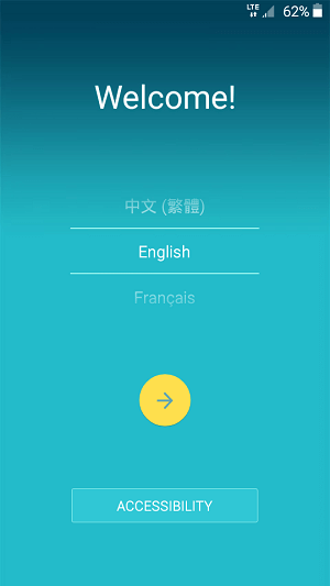 Select Language Samsung Phone