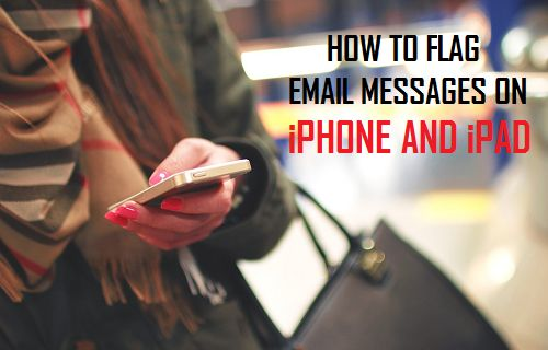 Flag Email Messages On iPhone and iPad
