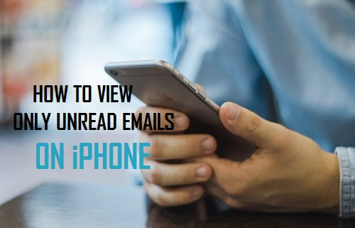 View Only Unread Emails On iPhone