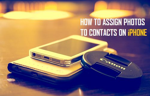 Assign Photos to Contacts on iPhone