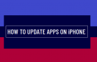 Update Apps on iPhone