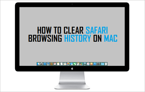 Clear Safari Browsing History on Mac