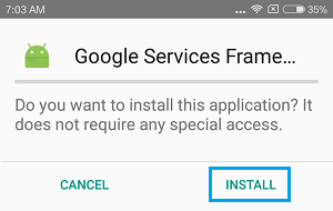 how to install google play services on chinese phone