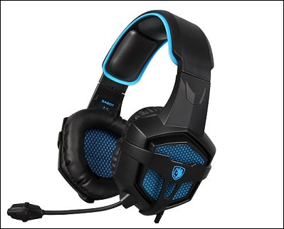 Sades SA807 Gaming Headset