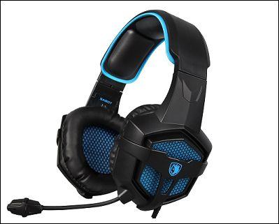 Sades SA807 Gaming Headset