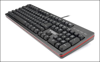 Turtle Beach Impact 100 Gaming Keyboard for PC and Mac