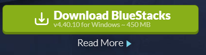 Download BlueStacks on Computer