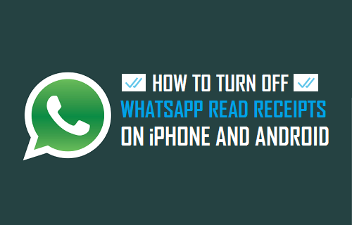 Turn Off WhatsApp Read Receipts On iPhone and Android