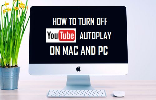 Turn Off YouTube Autoplay on Mac and PC