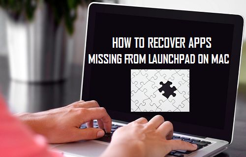 Recover Apps Missing From Launchpad on Mac