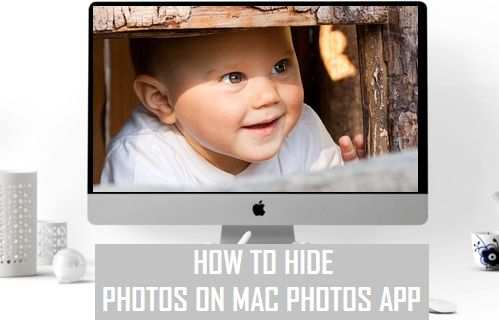 Hide Photos on Mac Photos App