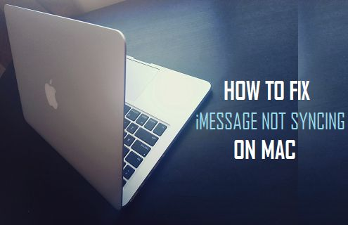 How to Fix iMessage Not Syncing on Mac