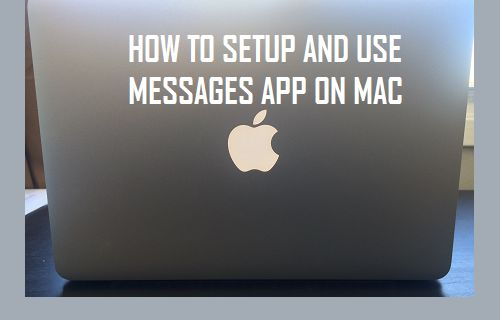 How to Setup and Use Messages App on Mac