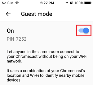 Make Google Home Turn On Chromecast Enabled Smart Tv