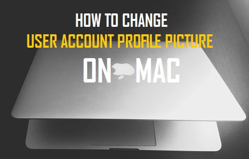Change User Account Profile Picture on Mac