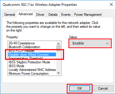windows 10 how to connect to ethernet