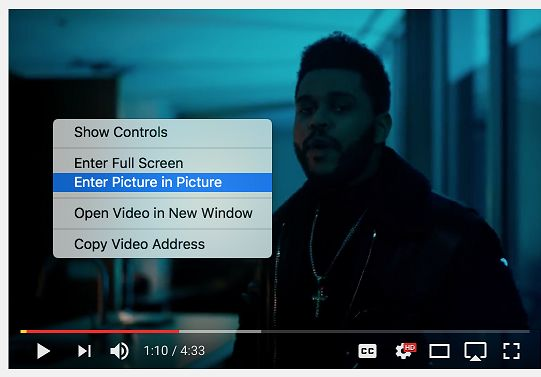 How to Enable Picture-in-Picture For YouTube on Mac