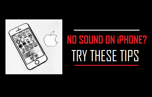 No Sound on iPhone? Try These Tips