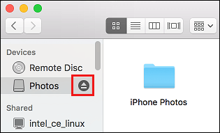 Password Protected Folder in Finder on Mac