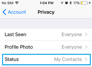 how to show my number on iphone contacts